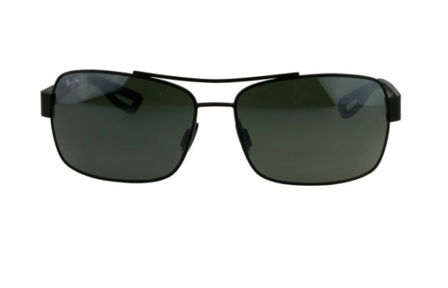 MAUI JIM 764-02M GREY RUBBER