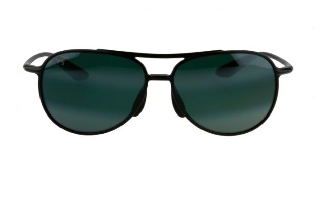 MAUI JIM 438-02 BLACK GLOSS