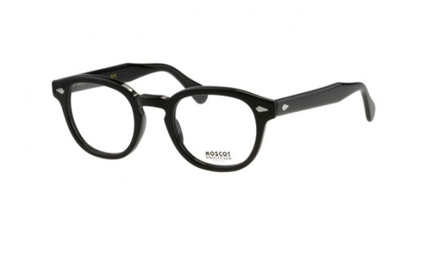 MOSCOT LEMTOSH BLACK 4924